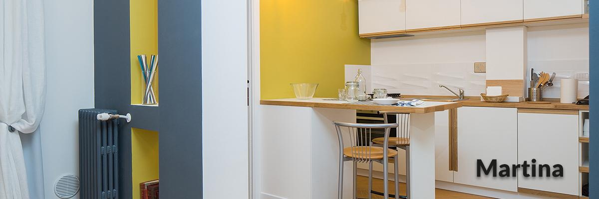 Appartamento Martina cucina
