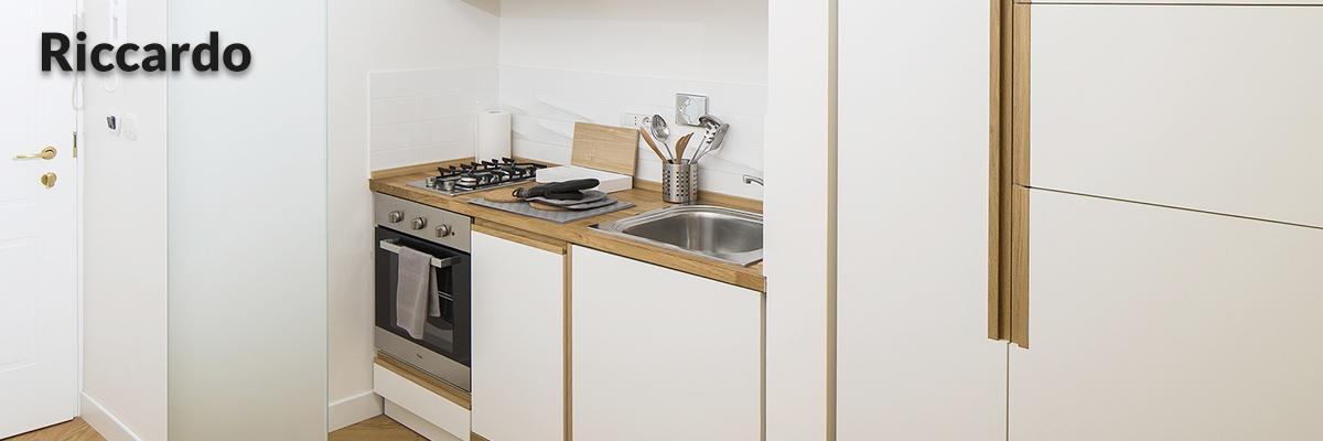 Appartamento Riccardo cucina